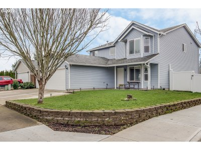 Clackamas County, Multnomah County, Washington County, Clark County, Cowlitz County Single Family Home For Sale: 12503 NE 19th St