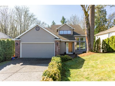 Single Family Home For Sale: 13846 Bean Ct