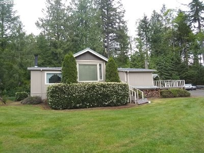Estacada Single Family Home For Sale: 26303 S Habelt Rd