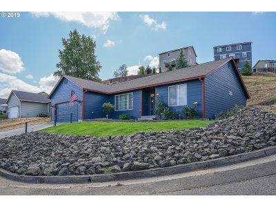 Roseburg Single Family Home For Sale: 105 Umpqua View Dr