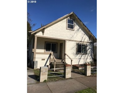 Salem Single Family Home For Sale: 1425 Marion St NE