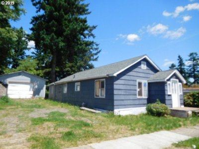 Portland OR Single Family Home For Sale: $169,900