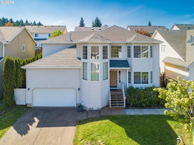 Tigard Single Family Home For Sale: 13522 SW Liden Dr