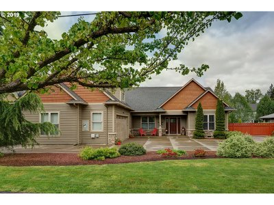 Keizer Single Family Home Sold: 7505 Wheatland Rd