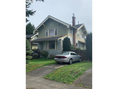 Single Family Home For Sale: 2546 NE 44th Ave