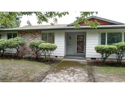 Salem Single Family Home For Sale: 2130 Madison St NE