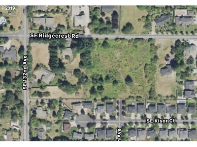 Happy Valley Residential Lots & Land For Sale: SE Lots On 132nd