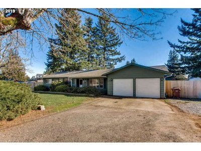 Oregon City Single Family Home For Sale: 14576 S Maple Lane Ln