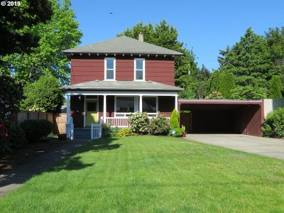 Single Family Home For Sale: 317 SE 52nd Ave