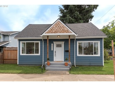 Single Family Home For Sale: 10206 N Midway Ave