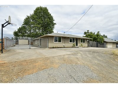 Oregon City, Beavercreek Single Family Home Bumpable Buyer: 13399 Nobel Rd