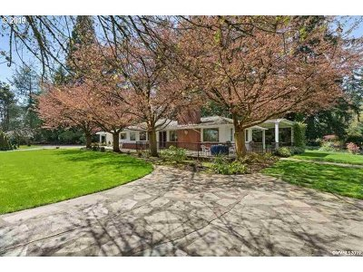 Albany Single Family Home Sold: 33970 Riverside Dr