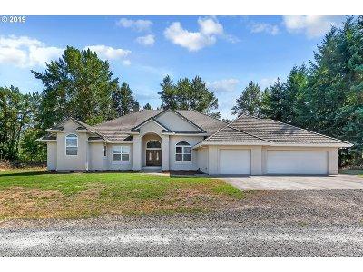 Molalla Single Family Home For Sale: 15021 S Macksburg Rd