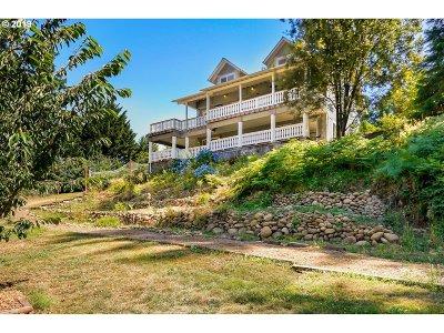 Battle Ground Single Family Home For Sale: 9616 NE 249th St