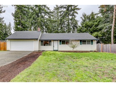 Vancouver Single Family Home For Sale: 14510 NE Douglas Fir Ct