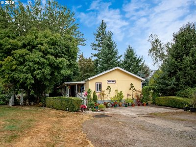 Oregon City Single Family Home For Sale: 19698 S South End Rd