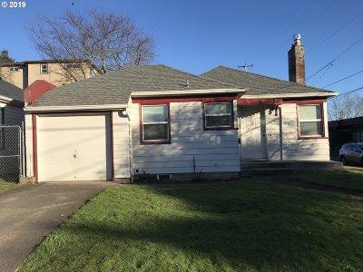 Single Family Home For Sale: 704 NE 53rd Ave