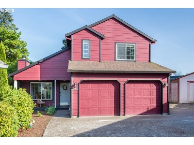 Canby Single Family Home For Sale: 989 NE Oak Cir
