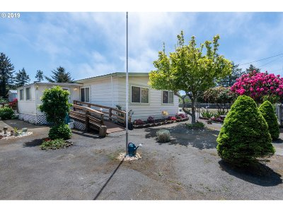 Coos Bay Single Family Home For Sale: 92310 Cape Arago Hwy