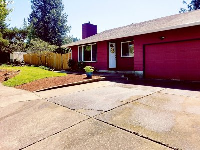 Single Family Home For Sale: 15890 SW Sunset Ct