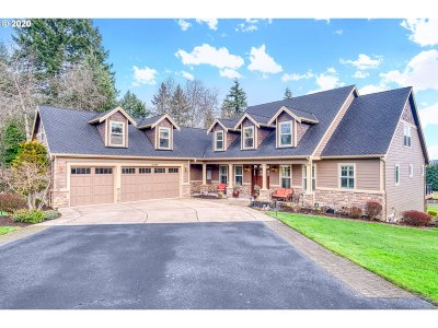 Oregon City Single Family Home For Sale: 18046 S Grasle Rd