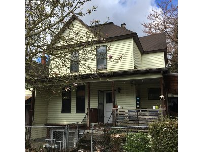 Clackamas County, Multnomah County, Washington County Multi Family Home For Sale: 223 SE 22nd Ave Ave