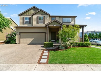Canby OR Single Family Home For Sale: $439,900