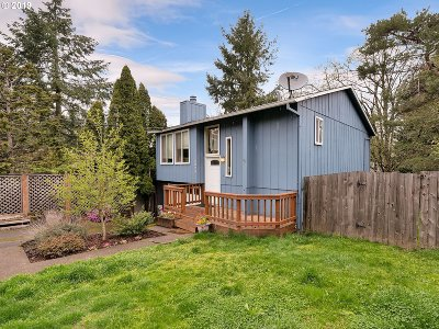 Single Family Home For Sale: 4909 SW Vacuna St