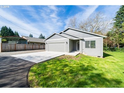 Stayton Single Family Home Bumpable Buyer: 679 W High St