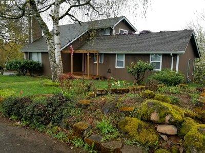 Salem Single Family Home For Sale: 4991 Jones Rd