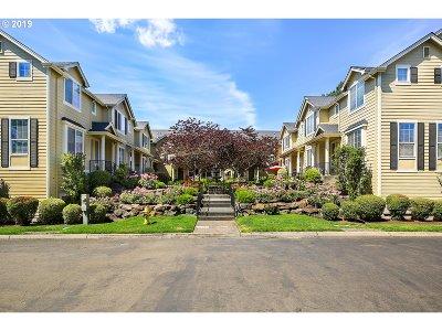 Beaverton Condo/Townhouse For Sale: 11605 SW Cross Bill Ter