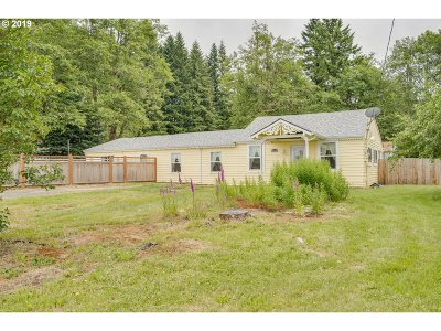 Sandy Single Family Home For Sale: 46526 SE Dowling Rd