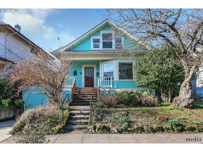 Single Family Home For Sale: 1735 SE 35th Ave