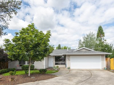 Hillsboro, Forest Grove Single Family Home For Sale: 2229 SE 55th Ct