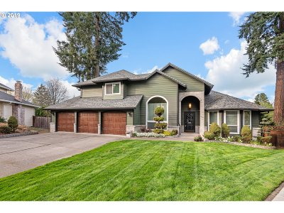 Single Family Home For Sale: 1118 NW 86th Cir