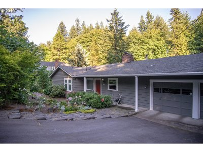 Single Family Home For Sale: 4530 SW Fairhaven Dr