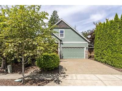 Beaverton Single Family Home For Sale: 7295 SW 154th Ter