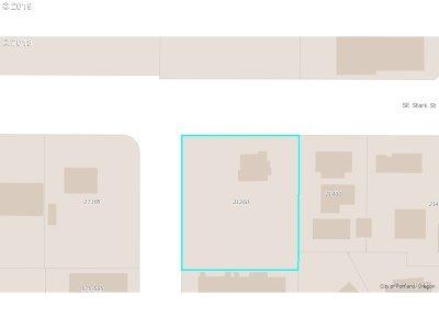 Gresham Single Family Home For Sale: 21260 SE Stark St