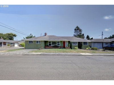Single Family Home For Sale: 1131 S Columbia St