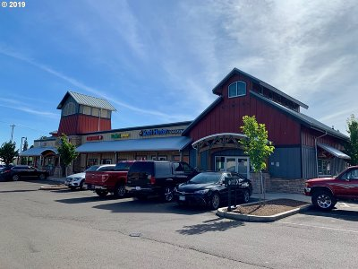 Tigard, King City, Sherwood, Newberg Commercial For Sale: 2401 Portland Rd