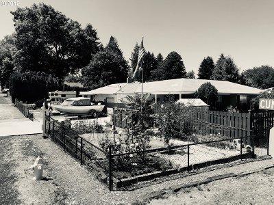 Salem Single Family Home For Sale: 1433 Cunningham Ln