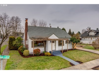 Vancouver Single Family Home For Sale: 720 W 31st St