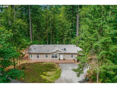 Sandy Single Family Home For Sale: 23905 SE Firwood Rd