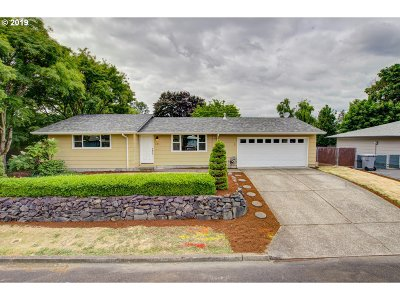 Canby Single Family Home Sold: 651 N Birch St