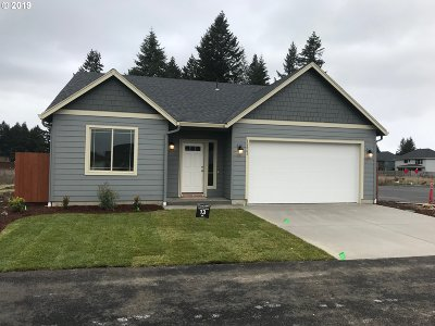 Clackamas County, Multnomah County, Washington County, Clark County, Cowlitz County Single Family Home For Sale: 12805 NE 104th St