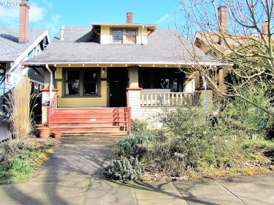 Single Family Home For Sale: 1812 SE 36th Ave