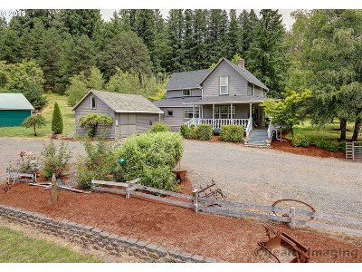 Estacada Single Family Home For Sale: 22373 S Redland Rd