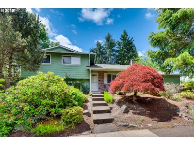 Portland Single Family Home For Sale: 20700 NW Rock Creek Blvd