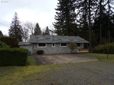 Single Family Home Pending: 13180 S Spangler Rd