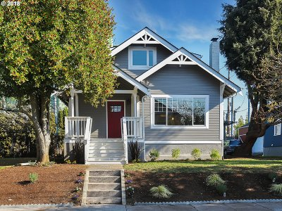 Single Family Home For Sale: 4336 NE 18th Ave